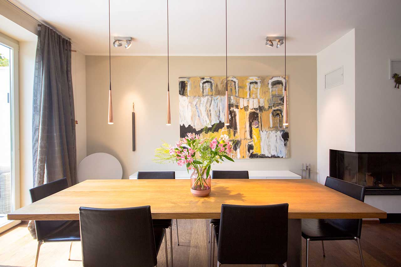 Innenarchitektur Esszimmer arbeitsbeispiel gestaltung wohnzimmer innenarchitektur lichters living