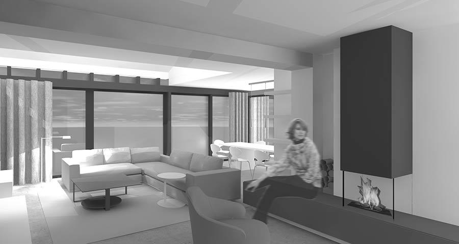 Innenarchitektur lichters living innenarchitektin for Innenarchitekt 3d