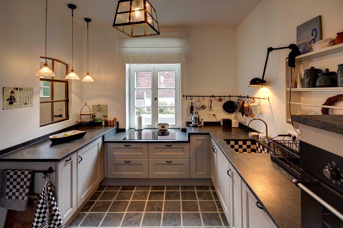 Arbeitsbeispiel Raumgestaltung Küche - Innenarchitektur Lichters Living